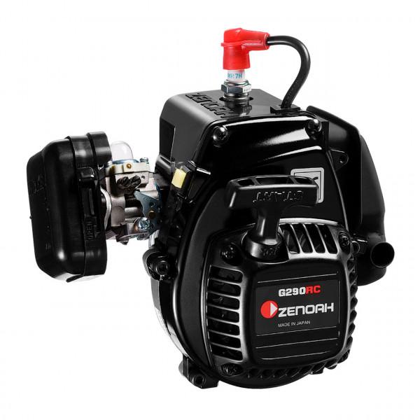 Zenoah G290RC Motor 28,5ccm (inkl. Kupplung, Filter, Reso)