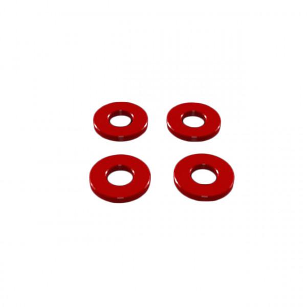 3x6.6x0.9mm Washer*4pcs