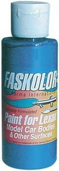 FasFluorescent Blau Airbrush Farbe 60ml
