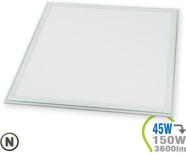 LED Panel 45W 60x60cm inkl. Treiber Neutralweiß