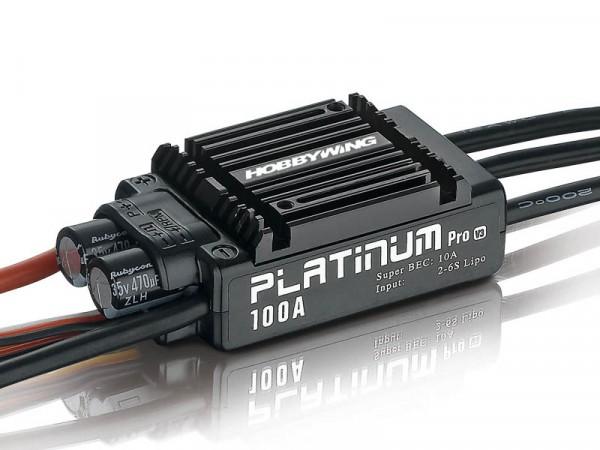 Platinum Pro 100 Regler V3 2-6s, 10A BEC