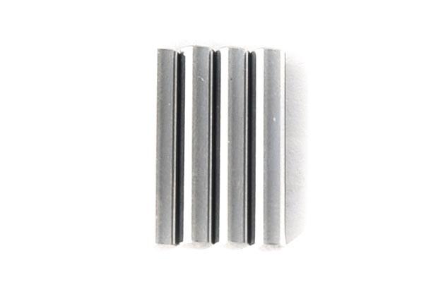 Stahlstift für Radmitnehmer 4x24mm 4 St.