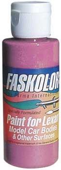 Faspearl Rosa Airbrush Farbe 60ml
