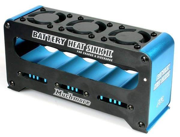 Akku Kühlvorrichtung Blau