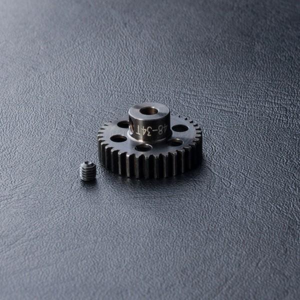 Motorritzel leicht 34 Zähne Modul 48dp