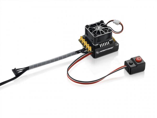 Xerun XR10 WP Pro Ext. Schalter BL Regler Schw. 160A, 2-3s L