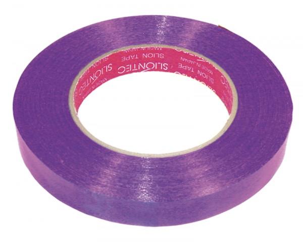 Farb Gewebe Band (Purple) 50m x 17mm