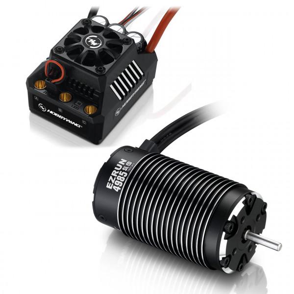 Ezrun MAX6 Combo SL 4985 1650kV Sensorless