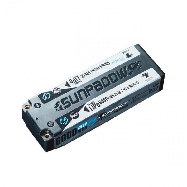 Platinum 6000mAh 120C/60C Stock Stick Pack