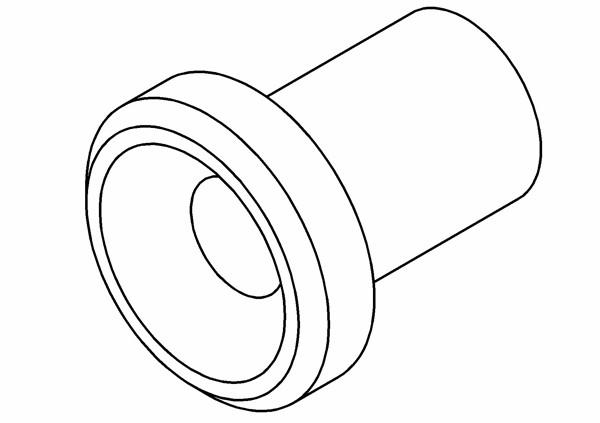 Federnhülsen für Pro-Bite Kupplung