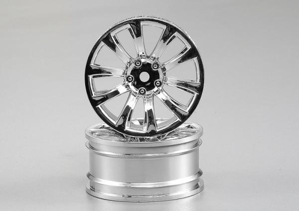 Drift Felgen Turbine verchromt (4 Stk)