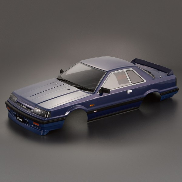 Nissan Skyline R31 Karosserie lackiert Blau 195mm RTU