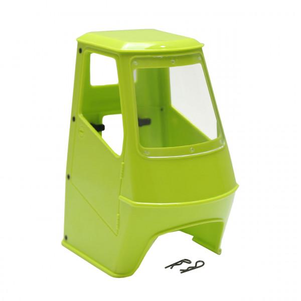 Karosserie grün Kunststoff