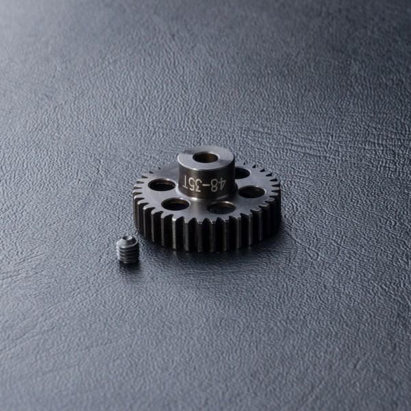 Motorritzel leicht 35 Zähne Modul 48dp