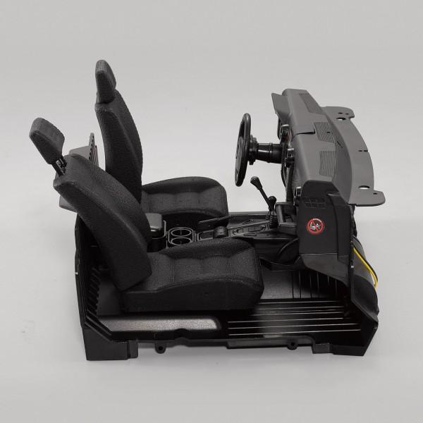 Cockpit Set Rechts/Links Kunststoff/Silikon für Toyota LC70