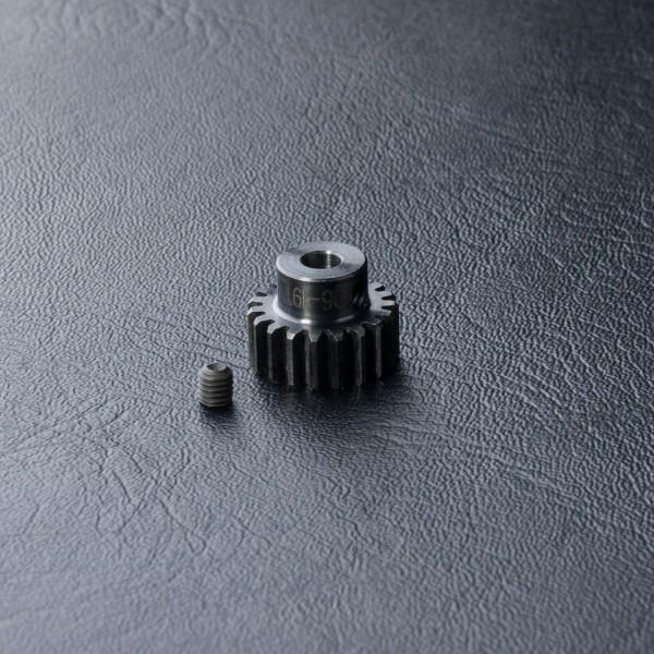 Motorritzel 19 Zähne Modul 0.6