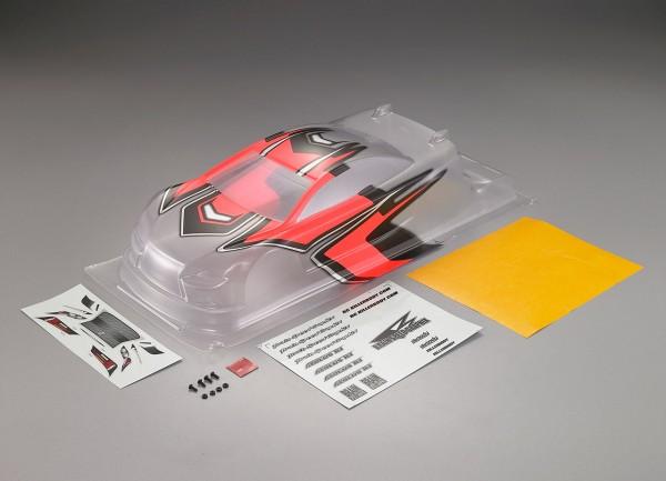 Aeolus K1 Karosserie Orange teillackiert 190mm EFRA Legal