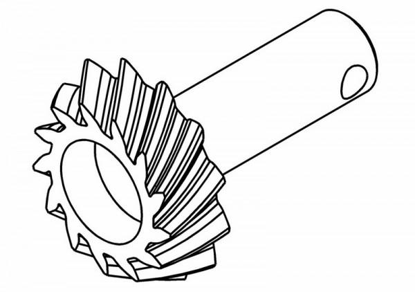 Triebling Differential 13 Zähne für 39Z Tellerrad V/H