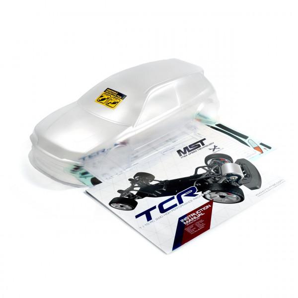 TCR-FF On Road Kit