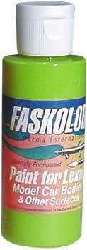 FasFluorescent Grün Airbrush Farbe 60ml