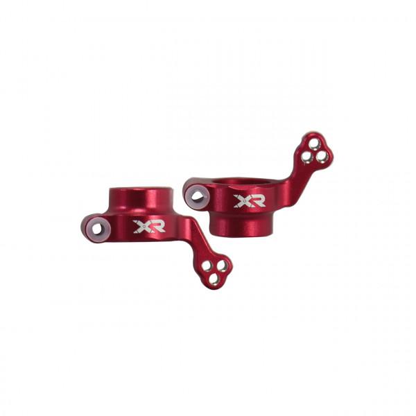 Radträger rot li/re Aluminium (2 Stk.)