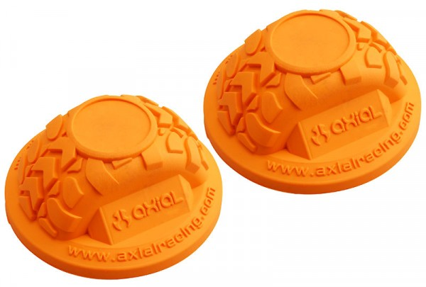 Axial Crawler Dots Streckenbegrenzung - Orange (2Stk.)