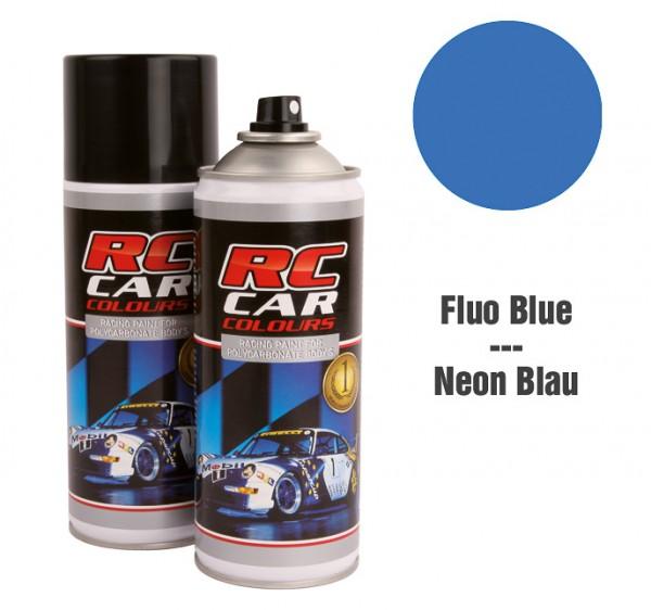 Lexan Farbe Fluo Blau Nr 1014 150ml