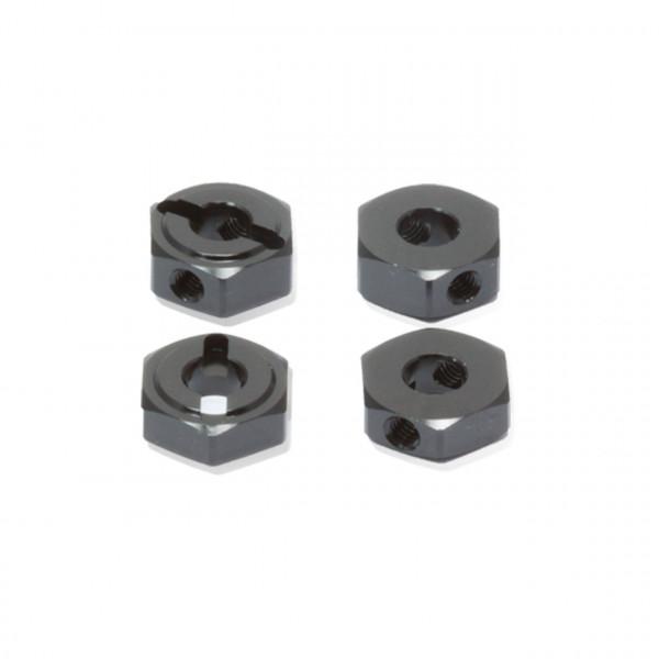 Hexagonal Wheel Stand 12mmx4.2mm*4pcs