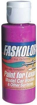 FasFluorescent Pink Airbrush Farbe 60ml