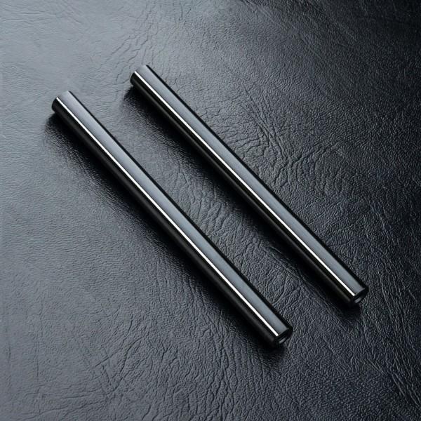 Verbindungsstange Verbindungsstange Alu schwarz 76mm  (2 Stü