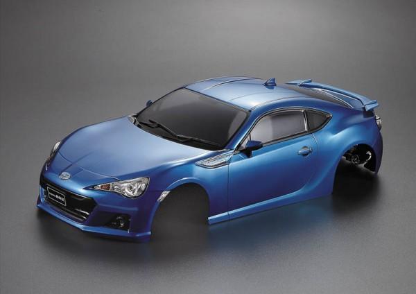 Subaru BRZ Karosserie Blau lackiert 195mm RTU