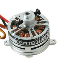 XM2812RTR-33 (2s LiPo Version) Brushless Motor mit Regler