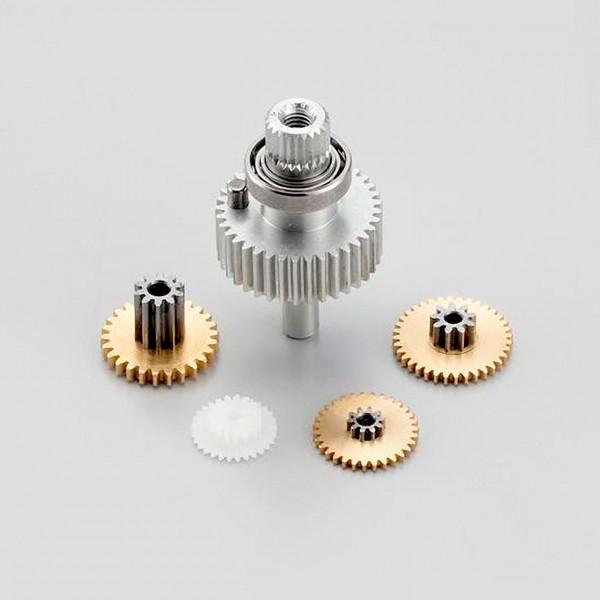 Metall Getriebeset für RSx2-one10 Ver.D