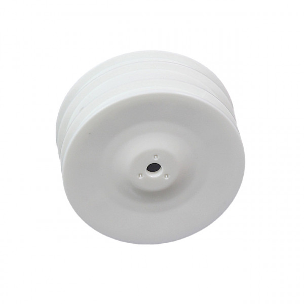 26x38mm 4WD Front Wheel 12mm*2pcs(White) For IFMAR