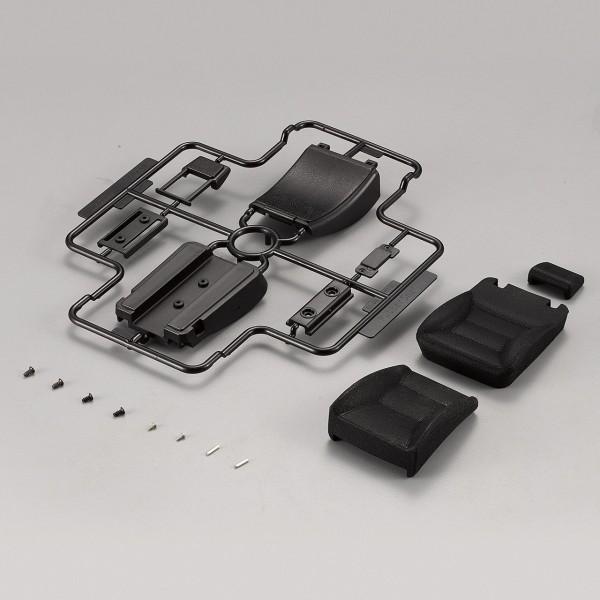 Sitz Set Kunststoff/Silikon für 1/10 Truck