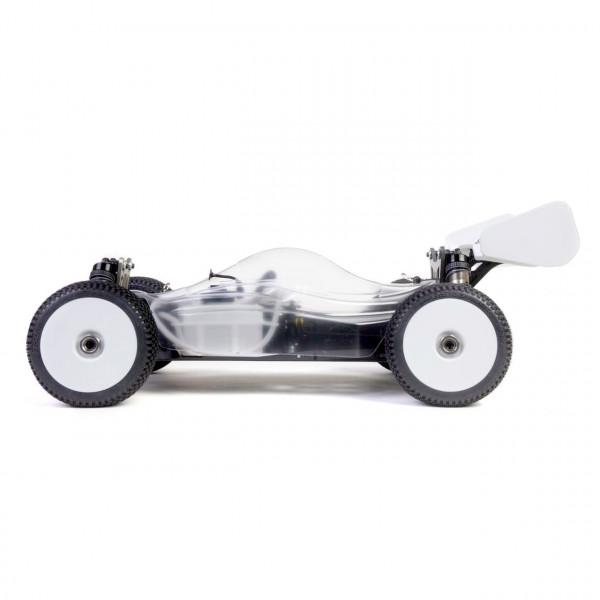 Hyper VS Nitro Wettbewerb Buggy 1/8 80% ARR Roller (klare Ka