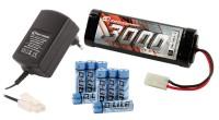 Elektro Starter Kit (Peaklader, Stickpack, Senderbatterie)