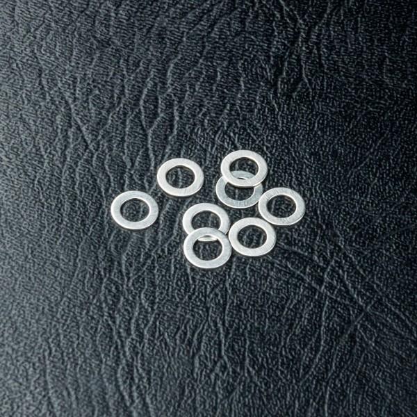 Paßscheibe 3x5x0.3mm (8 Stück)