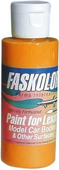 Faspearl Orange Airbrush Farbe 60ml