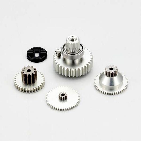 Aluminium Getriebeset für RSx2/3 Response