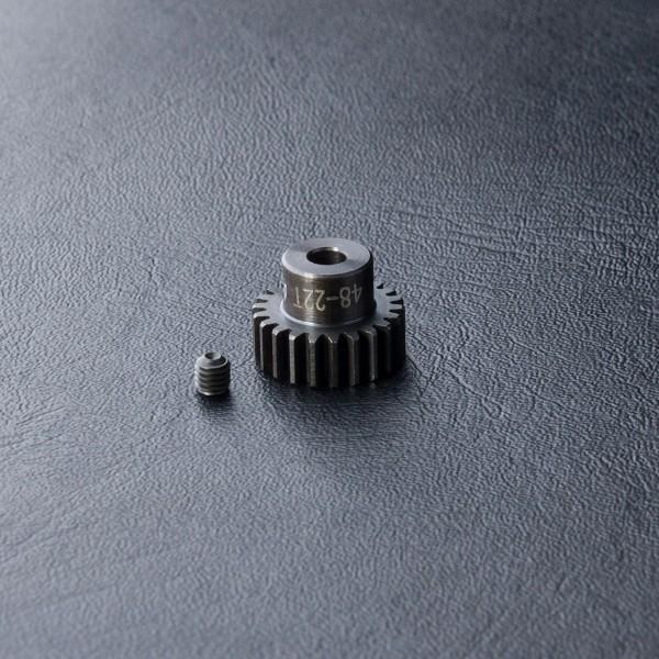 Motorritzel 22 Zähne Modul 48dp