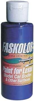 Faslucent Transparent Blau Airbrush Farbe 60ml