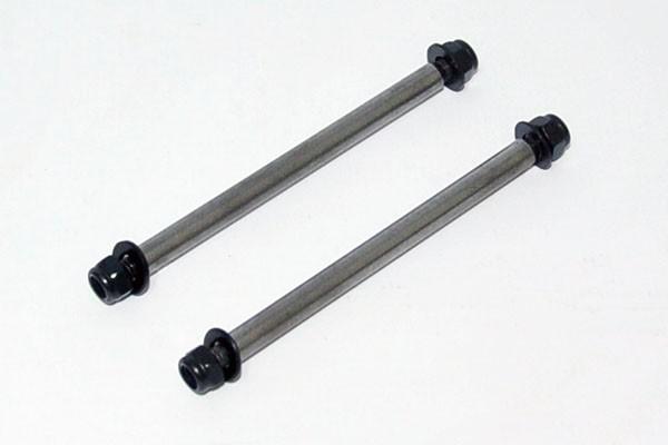Hinterer Radträgerstift Q5x76mm Chrom-Vanadium xhart (2 Stk.