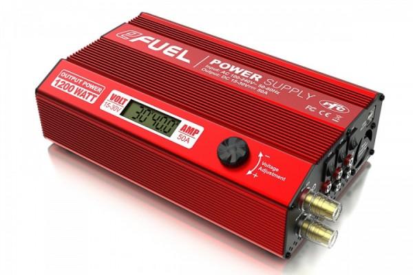 eFuel 1200W 50A 15-30 Volt Netzteil mit LCD Anzeige