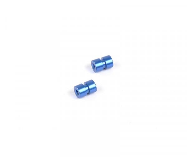 7x10mm Steher - Blau (2Stk.)