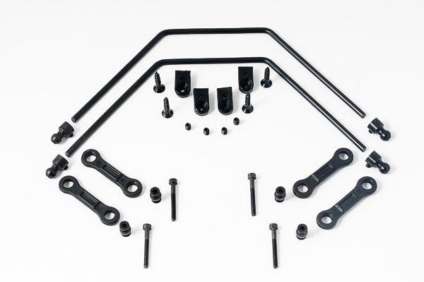 4mm Stabi-Satz v/h. Rally X4