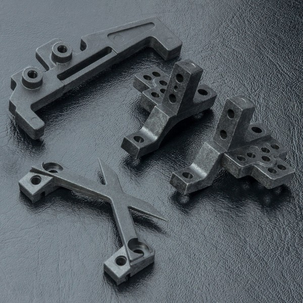 Anbauteile Getriebebox