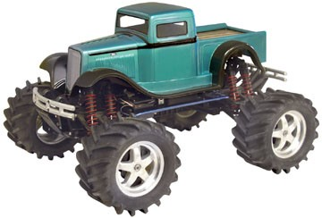Ford 34 Pick Up Good Time unlackiert 1/10