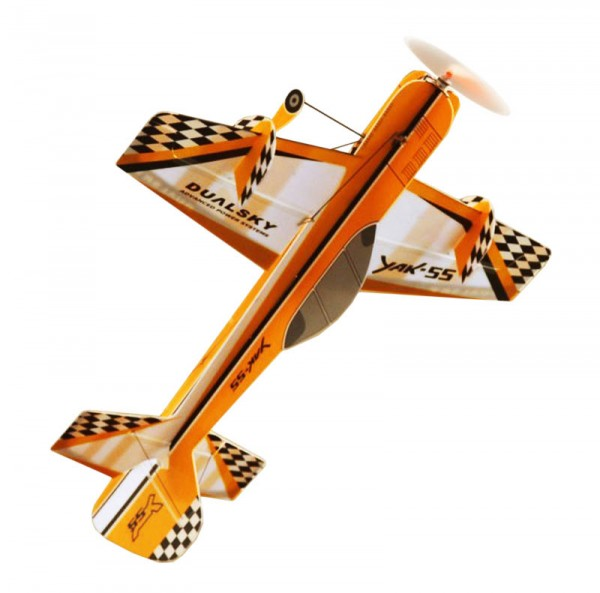 Slowflyer Yak 55 EVO (Coating Edition)