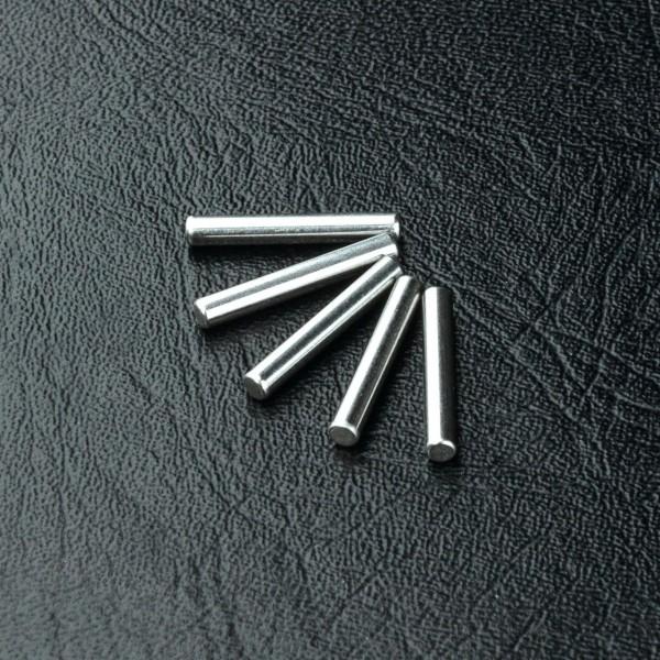 Welle 2x13.8mm (5 Stück)
